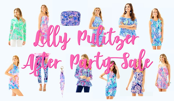 Lilly Pulitzer After Party Sale: How to Shop & What to Buy
