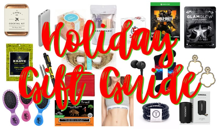 Holiday Gift Guide: StockingStuffers