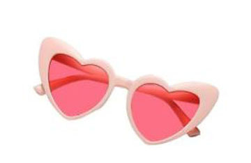 heart sunglasses 2