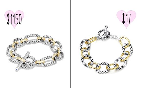 dy bracelet 2