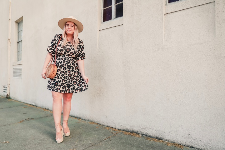 Leopard ASOS Dress
