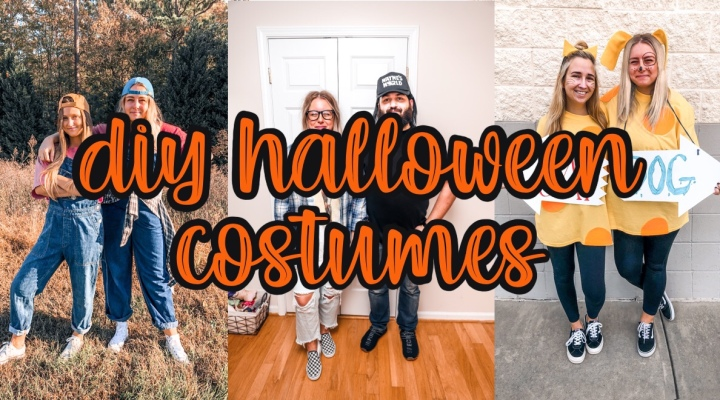 DIY Halloween Costumes: 90's Edition